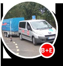 Prawo jazdy B+E Częstochowa